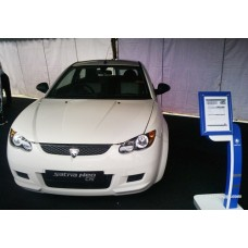 PROTON SATRIA NEO 1.6 MANUAL STANDARD SOLID WHITE